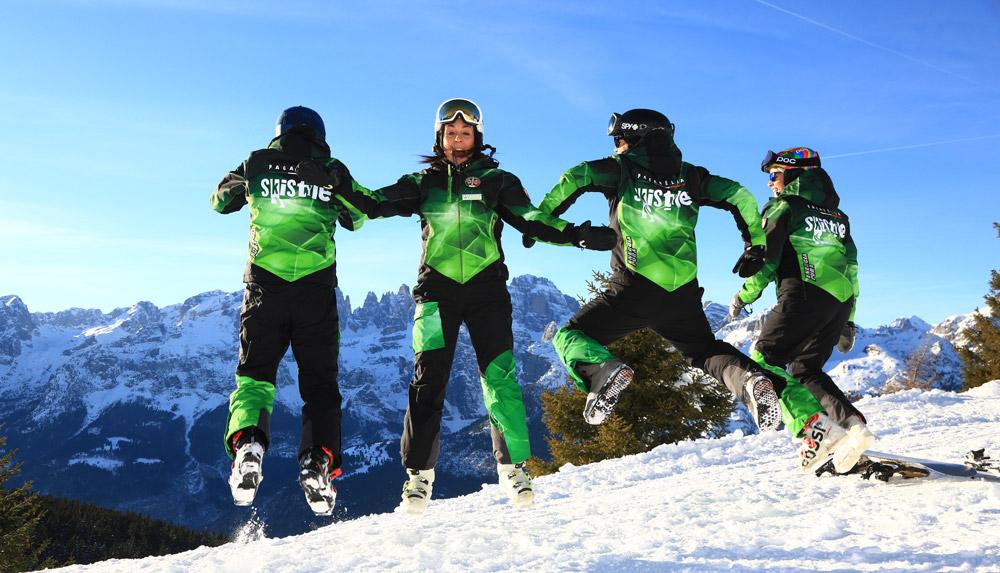 Corsi e lezioni di sci: da quest'anno si prenota anche online!